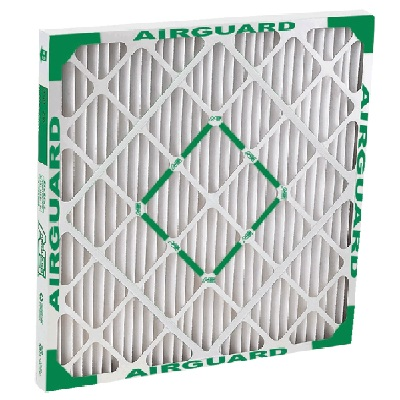 12x24x2 High Capacity Wire Backed Pleated PreFilter (12 Pack)