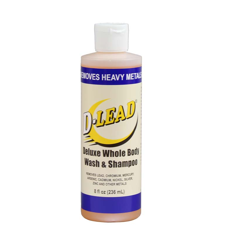 D-Lead Deluxe Body Wash and Shampoo (8 oz. bottle)