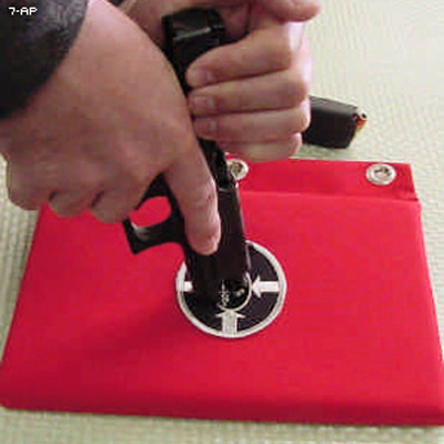 Safe Direction Academy Bullet Trap/Pad