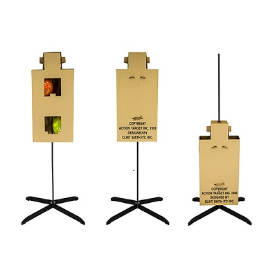 3D Target Stand w/3D Target (15 Pack)