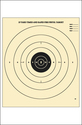 B-8 25-Yard Timed and Rapid Fire Target