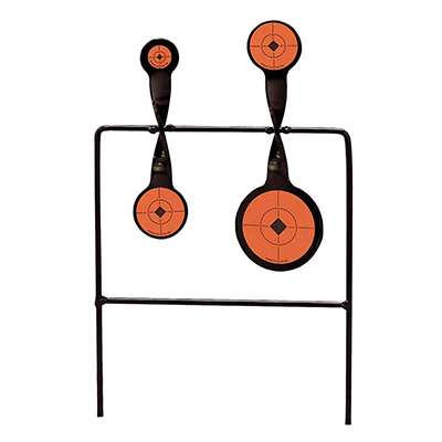 Birchwood Casey Sharpshooter Duplex Quad Action Spinning Target