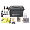 Breakthrough Clean Ammo Can Cleaning Kit + HP Pro Oil - Rod (.22 through 12 gauge)