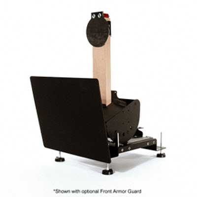 "Challenge Targets Extreme Reactive 6"" Target System w/ Armored Front Plate (Wood Stand)"