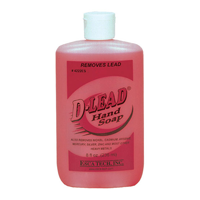 D-Lead Hand Soap (8 oz. Bottles, Case of 24) SHIPS FREE