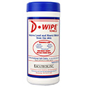 ESCA Tech D-Wipe Towels (40ct Canister)