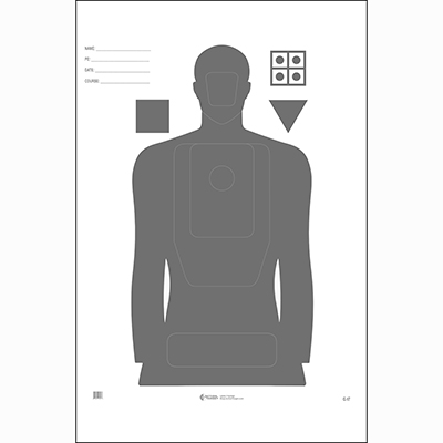 Indiana Law Enforcement Academy Target