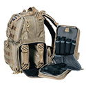 G Outdoors G.P.S. Tactical Range Backpack - Tan