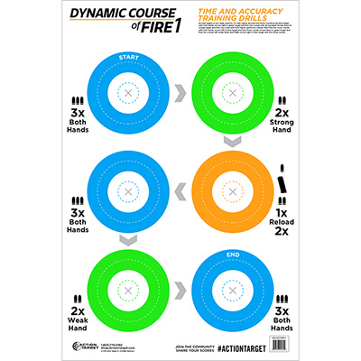 Dynamic Course of Fire 1 Target