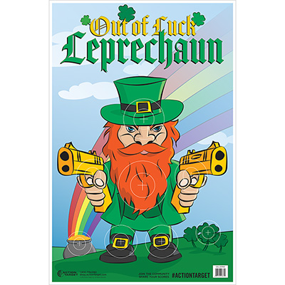 Out of Luck Leprechaun Target