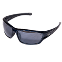 Havoc - Matte Black - Smoke Polarized - Gargoyles