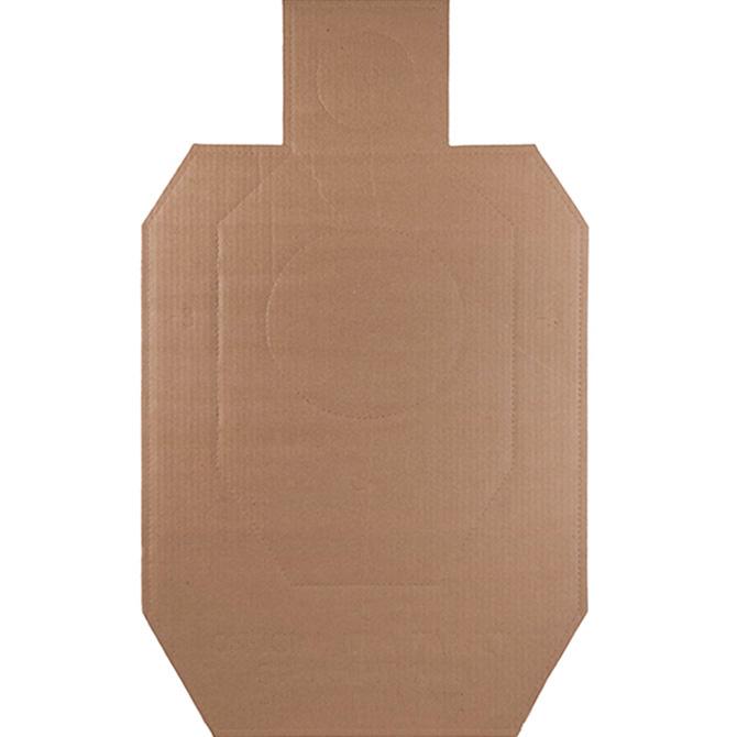 Idpa Targets Official Idpa Cardboard Torso Target