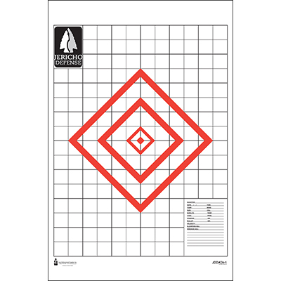 Jericho Defense Scope Data Target