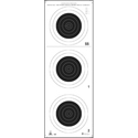 Official NRA Small Bore Rifle 100-Yard Target (A-25)