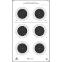 Official NRA Small Bore Rifle 50-Yard UIT Target (A-50)