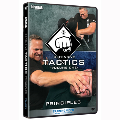 OpsGear Training DVD: Defensive Tactics Volume 1 - Principles