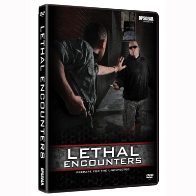 OpsGear DVD: Lethal Encounters