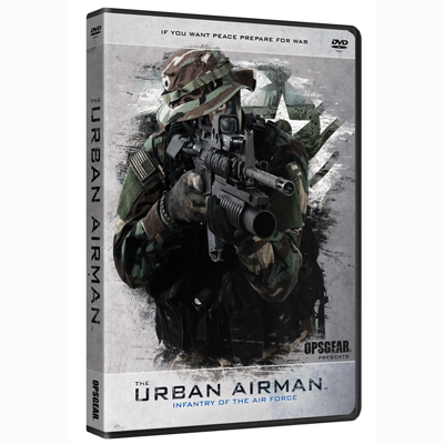 OpsGear DVD: Urban Airman