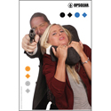 OpsGear Real Threat Hostage Target