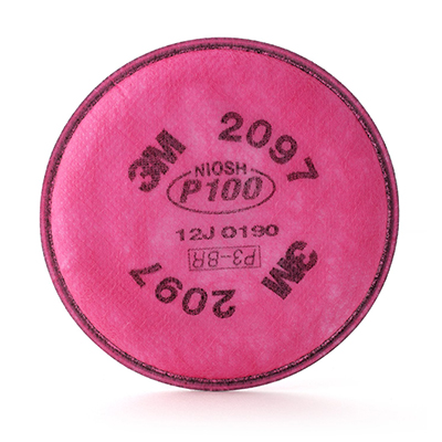 3M Particulate Filter (100 Pack)