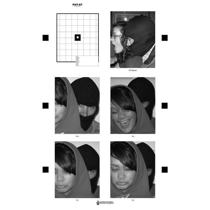 image relating to Printable Sniper Targets identified as Move Concentration : Fight Taking pictures Techniques Headshot Working out