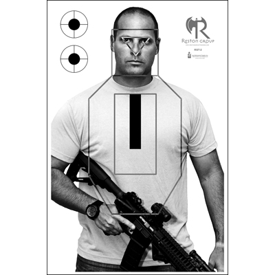 Reston Group Tactical Training Target (Version 2)