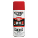 Rust-Oleum Safety Spray Paint (Red)