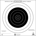 Official NRA Small Bore Rifle 100-Yard Target (TQ-4P)