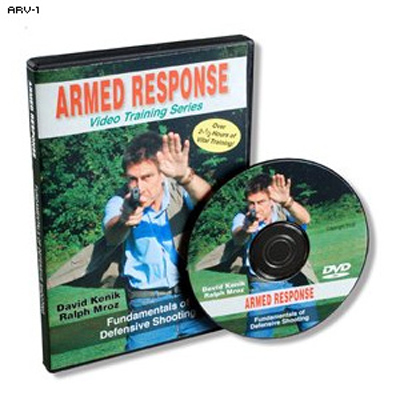 Armed Response DVD: Fundamentals of Defensive Shooting