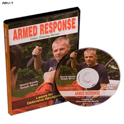 Armed Response DVD: Lasers for Defensive Handguns