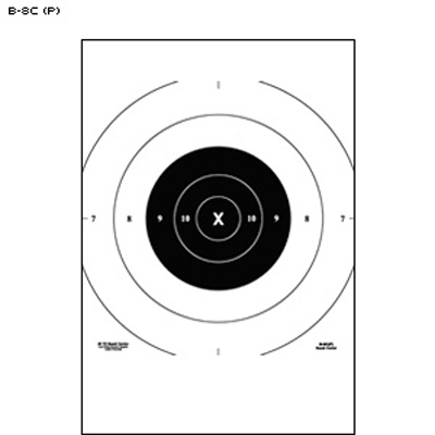 picture about Nra B-8 Target Printable identify 25-backyard garden Pistol Focus Comparable Key terms Strategies - 25