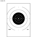 25-Yard Timed and Rapid Fire Pistol Target (B-8) Repair Center