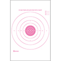 B-8 25-Yard Timed and Rapid Fire Target (Pink)