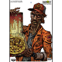 "Darkotic ""Special Delivery"" Splatter Target (100 Pack)"