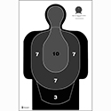 Washington State Criminal Justice Training Center Target (Version 2)
