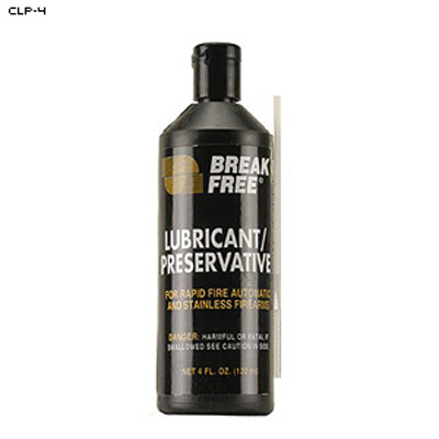G96 Break-Free 4 oz. Size CLP Gun Conditioner