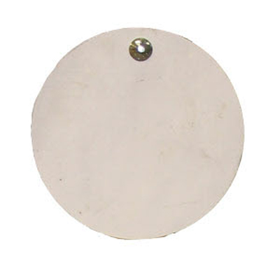 "LET 10"" Circle Steel Target Head and Bracket"