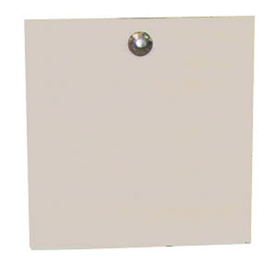 "LET 10"" Square Target Head and Bracket"