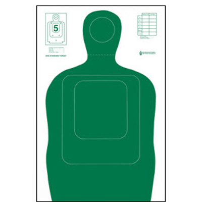 US Dept. of Energy TQ-15 Qualification Target