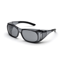 Elvex OVR-Spec Shooting Glasses (Gray)