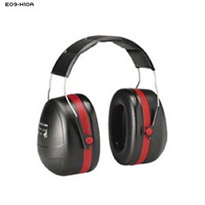 3M Peltor H10A Optime 105 Earmuffs