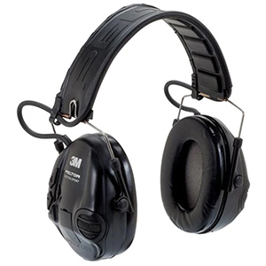 3M Peltor Tactical Sport Electronic Earmuffs