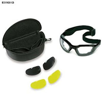 3M Peltor Maxim 2x2 Safety Goggle Kit