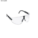 3M Peltor Lexa Safety Shooting Glasses (Clear)