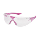 Elvex Avion Pink Shooting Glasses (Clear - Small)