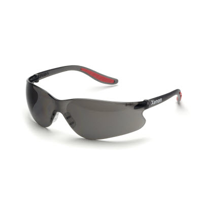 Elvex Xenon Shooting Glasses (Gray)