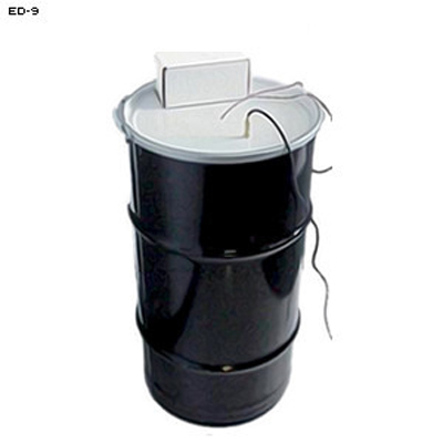 16-Gallon Drum Device IED Training Aid