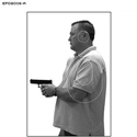 Edmond (OK) PD CLEET Style Training Target (Version A)