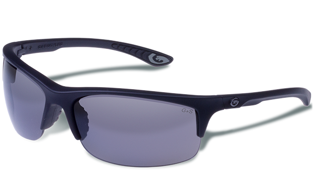 Flux - Matte Black - Smoked Polarized - Gargoyles