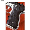 Hogue Smith & Wesson Full Size 9mm/.40 Rubber Grip (40010)